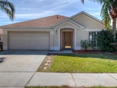 10519 Walker Vista Drive, Riverview, FL 33578 - MLS#: T3145870