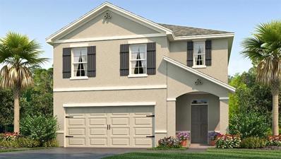 10208 Mangrove Well Road, Sun City Center, FL 33573 - MLS#: T3145888