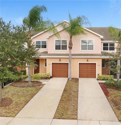 13138 Sonoma Bend Place, Gibsonton, FL 33534 - MLS#: T3146225