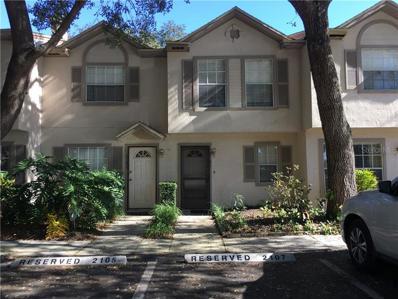 2107 Fletchers Point Circle, Tampa, FL 33613 - #: T3146272
