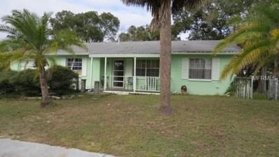 5211 Chamberlain Street, Spring Hill, FL 34609 - MLS#: T3146686