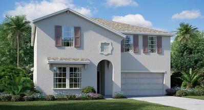 6909 Trent Creek Drive, Ruskin, FL 33573 - MLS#: T3146891