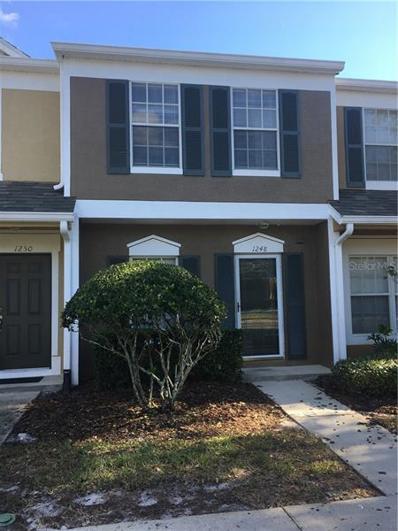1248 Standridge Drive, Wesley Chapel, FL 33543 - MLS#: T3147138