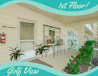 2285 Israeli Drive UNIT 17, Clearwater, FL 33763 - MLS#: T3147221