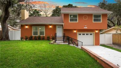 9617 N Oklawaha Avenue UNIT 1\/2, Tampa, FL 33617 - MLS#: T3147313