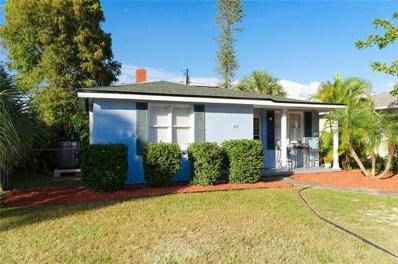 455 49TH Avenue N, St Petersburg, FL 33703 - MLS#: T3147376