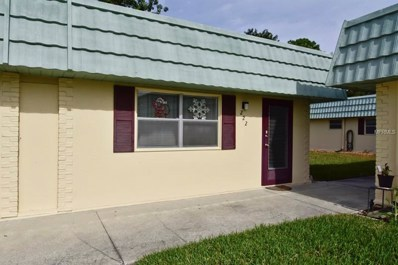 1801 Bedford Terrace UNIT 222, Sun City Center, FL 33573 - MLS#: T3147555