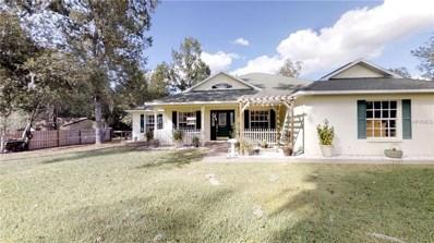 10361 Magilligan Drive, Brooksville, FL 34601 - MLS#: T3148138