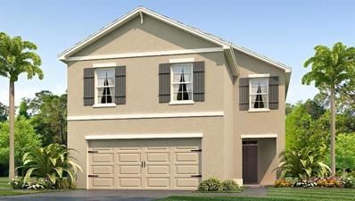10206 Mangrove Well Road, Sun City Center, FL 33573 - MLS#: T3148436