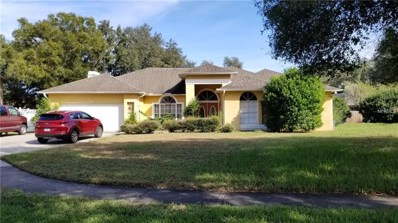 3506 Country Creek Lane, Valrico, FL 33596 - MLS#: T3148713