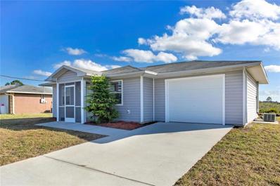 2803 71ST Street W, Lehigh Acres, FL 33971 - MLS#: T3148984