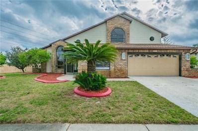 5406 El Cerro Drive, New Port Richey, FL 34655 - #: T3149547