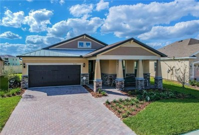 8266 Olive Brook Drive, Wesley Chapel, FL 33545 - MLS#: T3149623