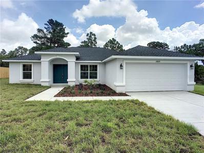 4575 Elwood Road, Spring Hill, FL 34609 - MLS#: T3150021