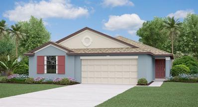 1624 Broad Winged Hawk Drive, Ruskin, FL 33570 - MLS#: T3150026