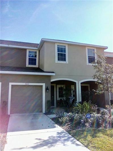 7042 Towne Lake Road, Riverview, FL 33578 - #: T3150190
