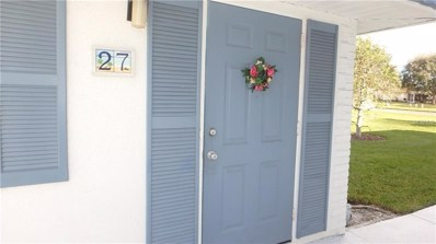 1901 Andover Way UNIT 27, Sun City Center, FL 33573 - #: T3150207