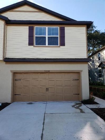 5338 Sylvester Loop, Tampa, FL 33610 - MLS#: T3150799