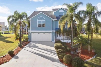 4334 Sanddollar Court, New Port Richey, FL 34652 - MLS#: T3151685