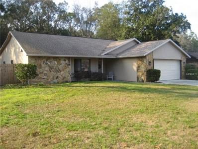 6079 Fairway Drive, Ridge Manor, FL 33523 - MLS#: T3151945