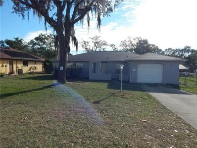 1382 Leeward Avenue, Spring Hill, FL 34606 - MLS#: T3152030