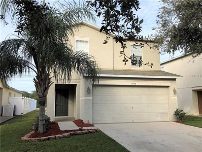 7946 Carriage Pointe Drive, Gibsonton, FL 33534 - #: T3152384