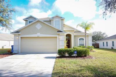 8517 Carriage Pointe Drive, Gibsonton, FL 33534 - MLS#: T3152589