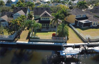 5624 Skimmer Drive, Apollo Beach, FL 33572 - #: T3153223