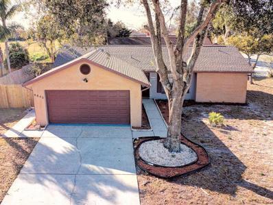 6840 Hills Drive, New Port Richey, FL 34653 - MLS#: T3154141