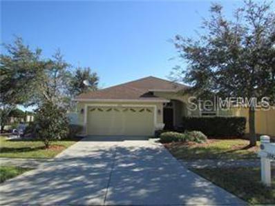 3842 Langdrum Drive, Wesley Chapel, FL 33543 - MLS#: T3154430