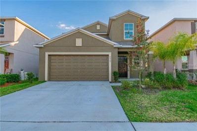 4909 Grist Mill Court, Wimauma, FL 33598 - MLS#: T3155419