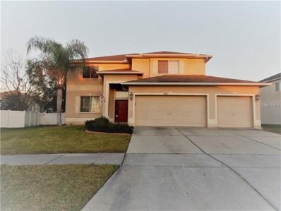10807 Hoffner Edge Drive, Riverview, FL 33579 - MLS#: T3155476
