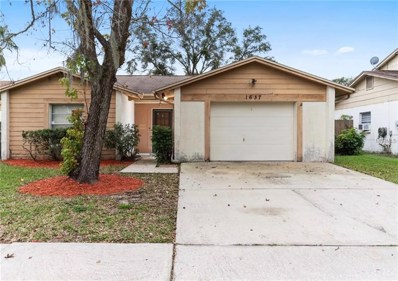 1637 Palm Leaf Drive, Brandon, FL 33510 - #: T3155853