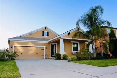 1763 Tallulah Terrace, Wesley Chapel, FL 33543 - #: T3156269
