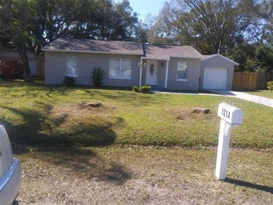 1014 W Blann Drive, Tampa, FL 33603 - MLS#: T3156288