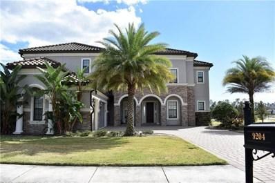 9204 Tillinghast Drive, Tampa, FL 33626 - MLS#: T3156616