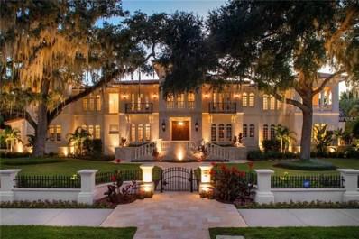 415 S Royal Palm Way, Tampa, FL 33609 - MLS#: T3156909