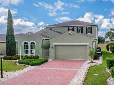 445 Noble Faire Drive, Sun City Center, FL 33573 - #: T3157062