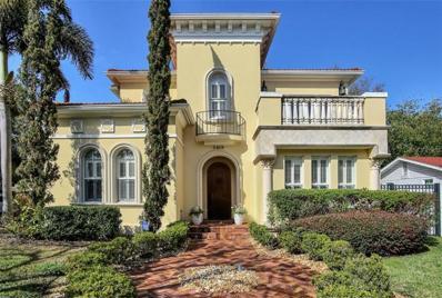 3419 W Tacon Street, Tampa, FL 33629 - MLS#: T3157229