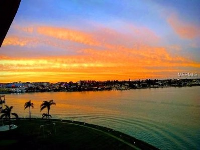 1 Key Capri UNIT 507E, Treasure Island, FL 33706 - MLS#: T3157906