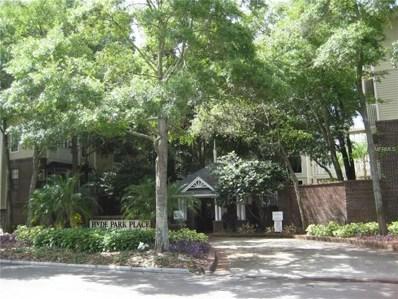 1000 W Horatio Street UNIT 125, Tampa, FL 33606 - MLS#: T3158275