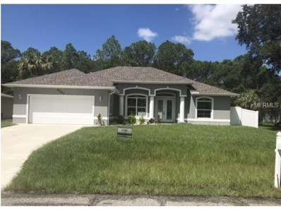 5097 San Luis Terrace, North Port, FL 34286 - MLS#: T3158454