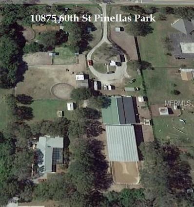 10875 60TH Street N, Pinellas Park, FL 33782 - MLS#: T3159575