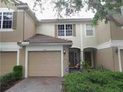 3497 Shallot Drive UNIT 106, Orlando, FL 32835 - MLS#: T3159820