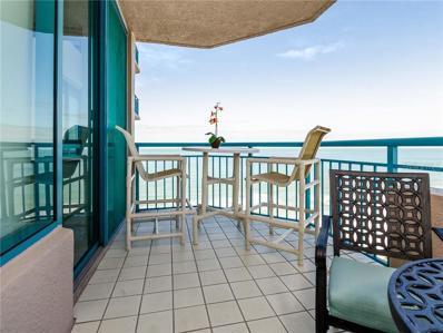 1540 Gulf Boulevard UNIT 1405, Clearwater Beach, FL 33767 - #: T3159874