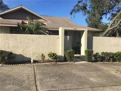 106 Lakeside Colony Drive, Tarpon Springs, FL 34689 - MLS#: T3159998