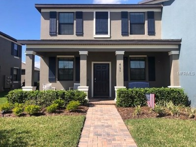 4195 Ballantrae Boulevard, Land O Lakes, FL 34638 - MLS#: T3160546