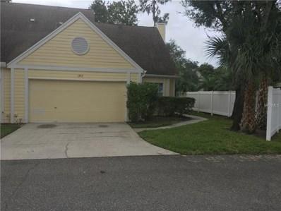 1353 Big Pine Drive UNIT 1, Valrico, FL 33596 - #: T3160868