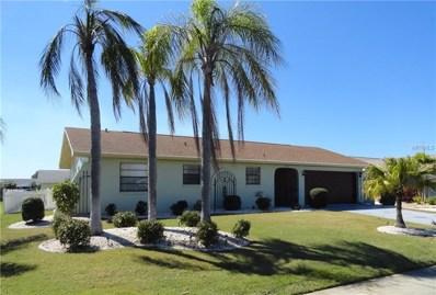 1804 Fort Duquesna Drive, Sun City Center, FL 33573 - #: T3161207