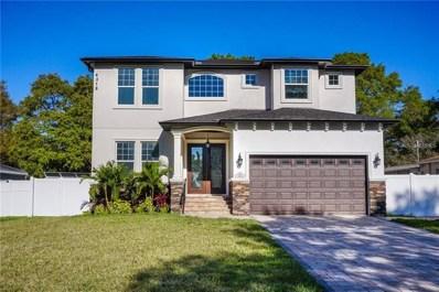 4738 W Anita Boulevard, Tampa, FL 33611 - #: T3161373